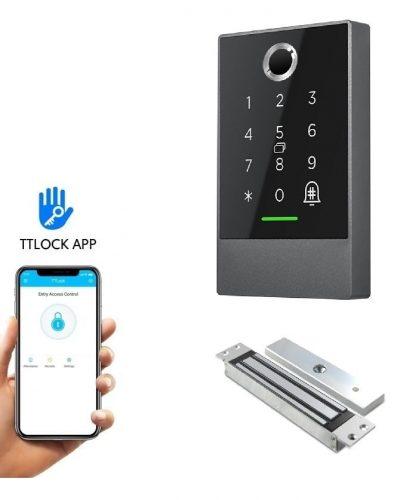 Praėjimo kontrolės sistemos iNOVO SMART TTLOCK komplektas